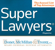 Super Lawyer Recognition