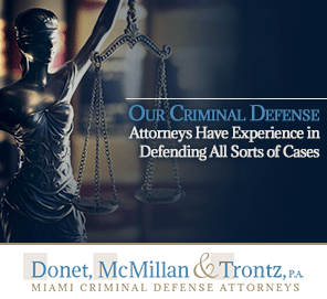 Picture of the Law Firm of Miami Shores Village Criminal defense attorneys