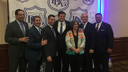 Miami-Dade Police Benevolent Association New Board of Directors Swearing In Ceremony